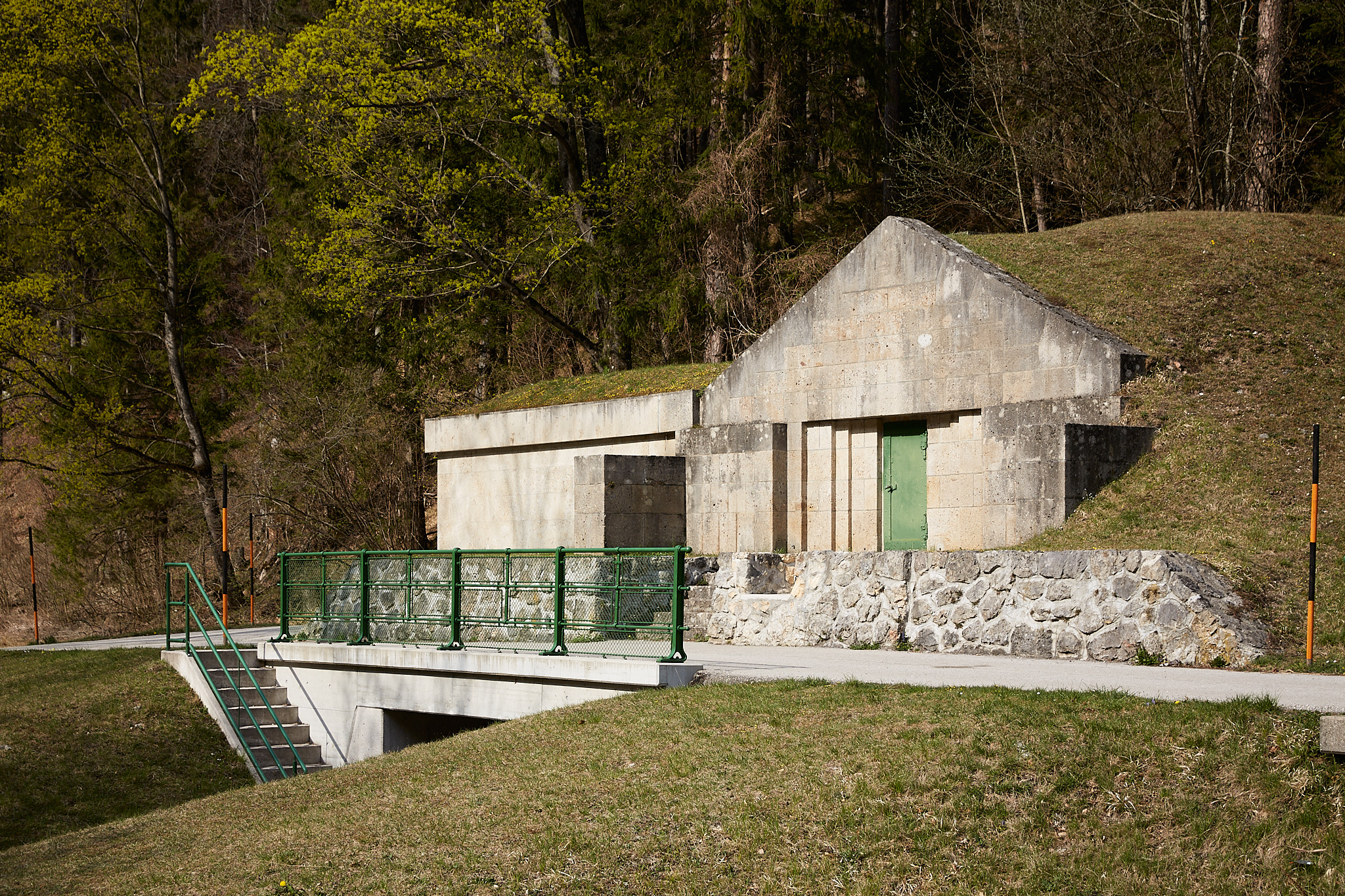 Zumesskammer Kaiserbrunn